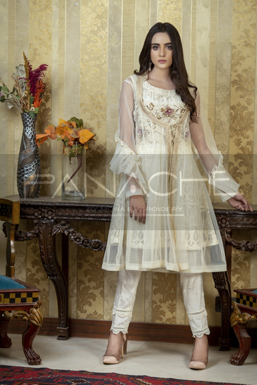 AN ETHNIC MODISH AFFAIR pret kurti