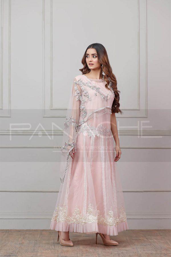 BLOSSOMING GRACE luxury pret kurti